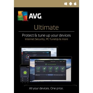 AVG Ultimate 2 year cover competition, Antivirus software
