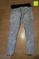 innen: Formbelt® Laufhose Damen mit Tasche lang - leggins stretch-hose Lauf-tights für Smartphone Iphone Handy Schlüssel yoga