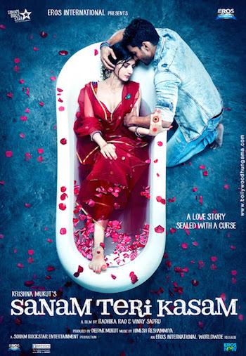 Sanam Teri Kasam 2016 Hindi 480p HDRip 400mb