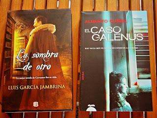 La sombra de otro y El caso Galenus