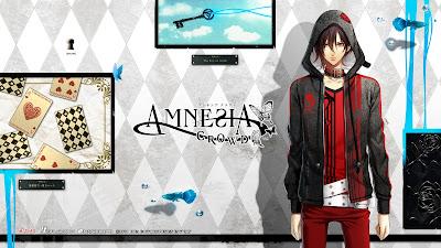 Archery Wallpaper Hd Moonlight Summoner S Anime Sekai Amnesia アムネシア Amuneshia
