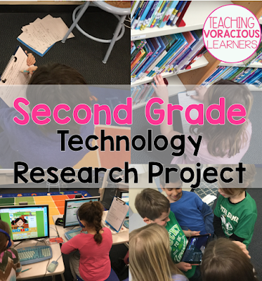 Second Grade, Research, Inquiry, Movie, iMovie