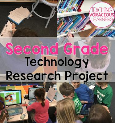 Second Grade, Research, Inquiry, Movie, iMovie