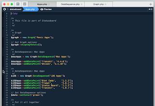 Coda Text Editor OS X