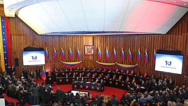 El Tribunal Supremo de Justicia de Venezuela declara nulo el 'estatuto de transición' de Guaidó