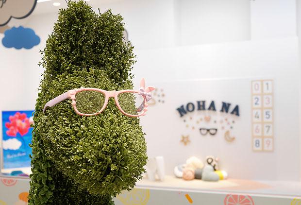 「OYACO nohana(オヤコノハナ)」ららぽーと立川立飛店のきりん店長