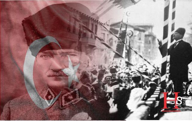 Nasionalisme Bangsa Turki