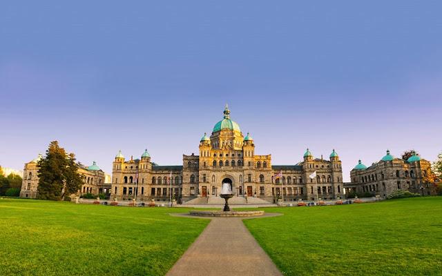Quanto tempo ficar em cada cidade canadense - Victoria