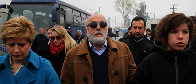 Κουρουμπλής: Θα γεμίσουμε όλη την Ελλάδα με λαθρομετανάστες!