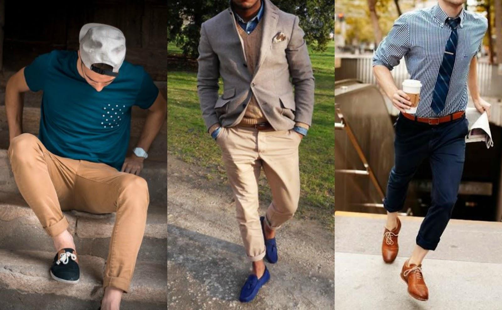 style alert : cuffed pants | utter depiction