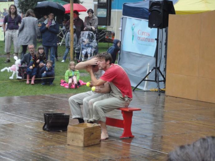 De Ongeletterde Wanhoop: Gentse Feesten 2012: een boeketje indrukken
