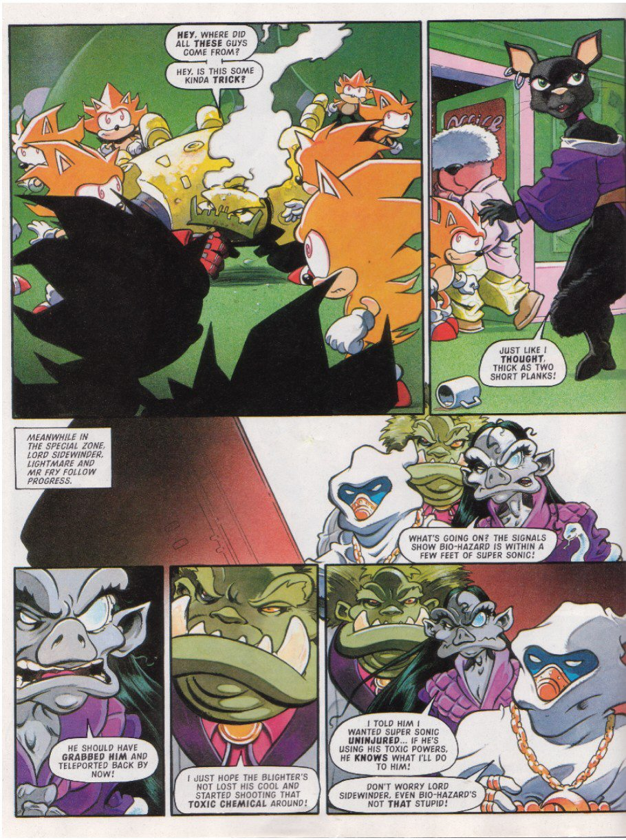 Read online Sonic the Comic comic -  Issue #117 - 12