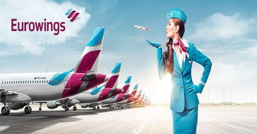 Los Viajeros Prefieren la App de Eurowings