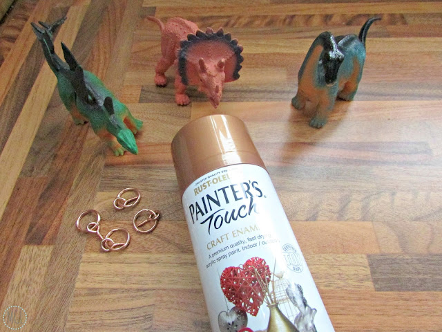 My General Life - DIY Xmas Dinosaurs - Easy