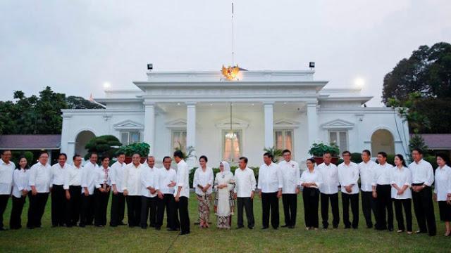 BOCOR!!! Staf JK Bocorkan Rencana Sejumlah Menteri Tinggalkan Jokowi