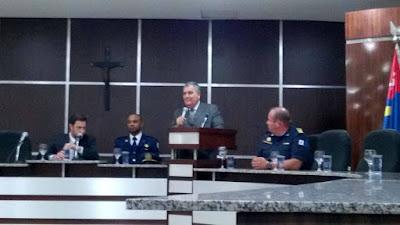 Lei 13.022 que regulamentou o poder de polícia das Guardas Civis é debatido na Câmara de Ribeirão Pires