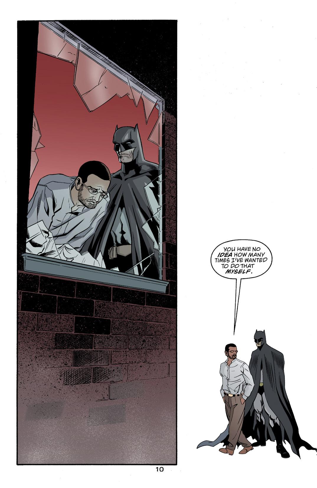 Detective Comics (1937) 771 Page 10