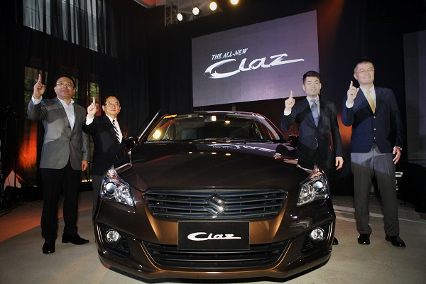 Suzuki Ciaz Media Launch