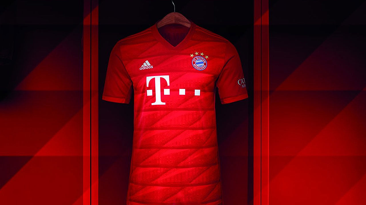 low priced 53880 c2d7e Special Bayern Munich Rafinha, Ribery & Robben Kit ...