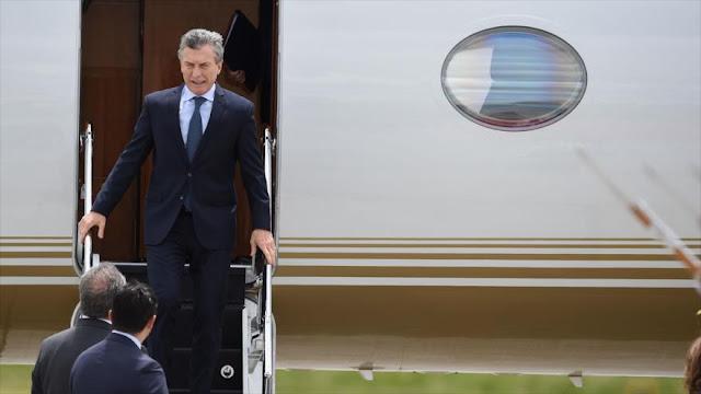 Macri admite aumento de la pobreza en Argentina