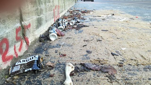 Kto odpowiada za pojemniki na śmieci i szkody powstałe przy ich wywózce?