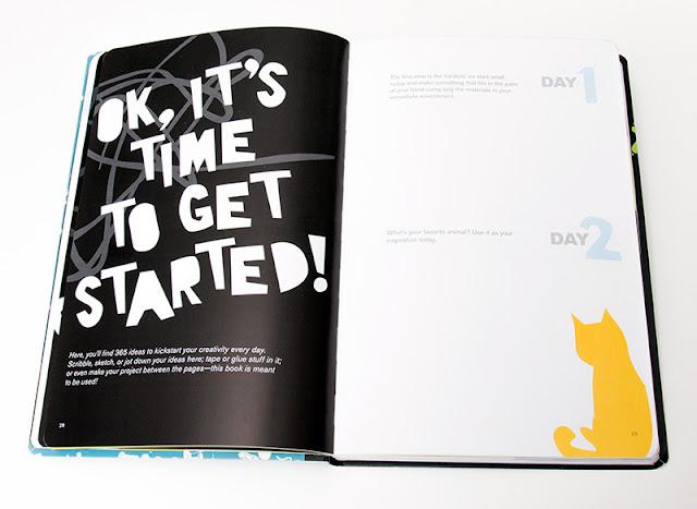 Un diario de creatividad diario: nuevo y ampliado 3