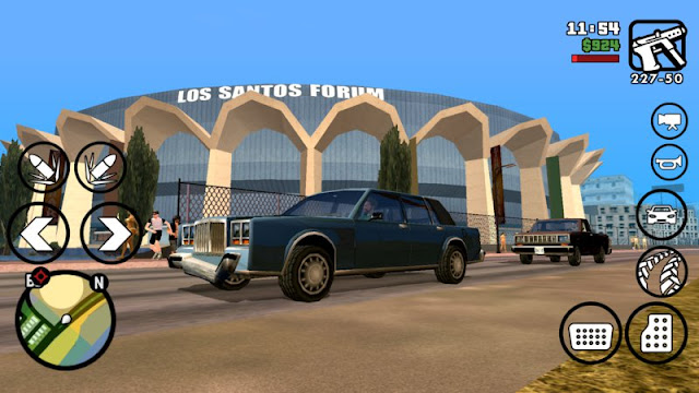 Change Map Position to GTA SA PC Mod V4 Download