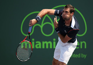 Chardy wins marathon opener at Miami Open