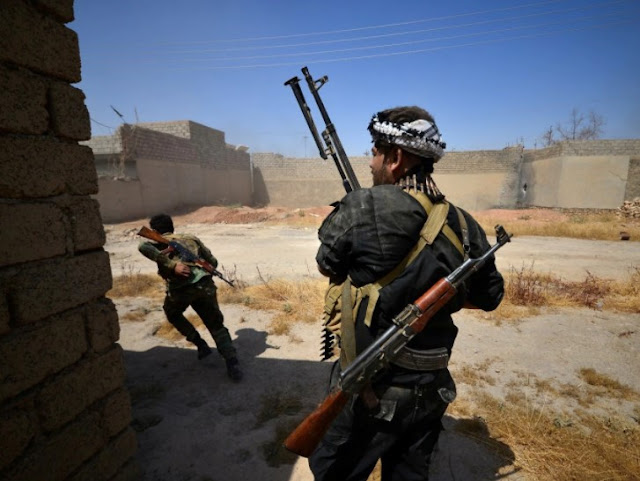 The Islamic State is on the run in Iraq, but some major battles remain