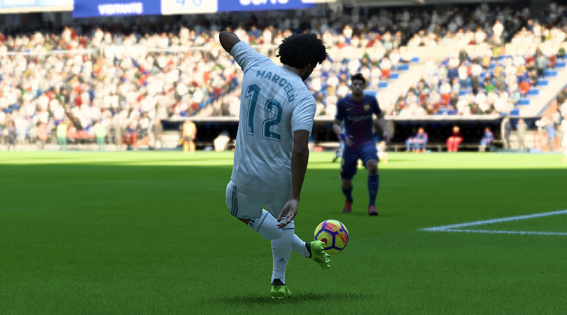 Download Game FIFA 18 PKG PS3 - GAME PKG PS3 OFW PS3 HAN