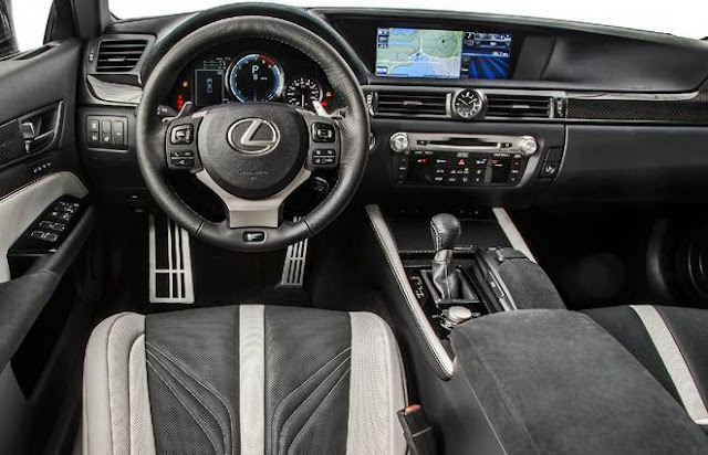 2016 Lexus GS F Release Date