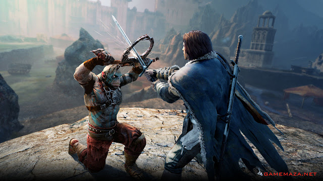 Middle Earth Shadow of Mordor Gameplay Screenshot 2