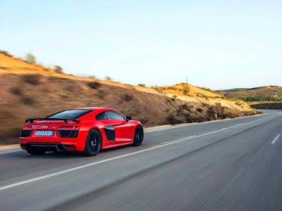 Voiture Audi R8