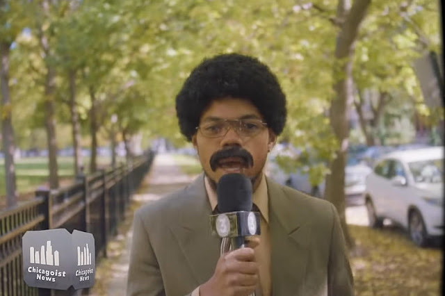 Chance The Rapper Teaches Chicago Politics as Old-School Reporter in Hilarious New Video