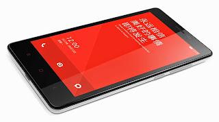 Spesifikasi Xiaomi Redmi Note