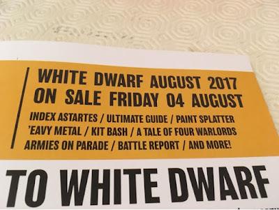 White Dwarf julio