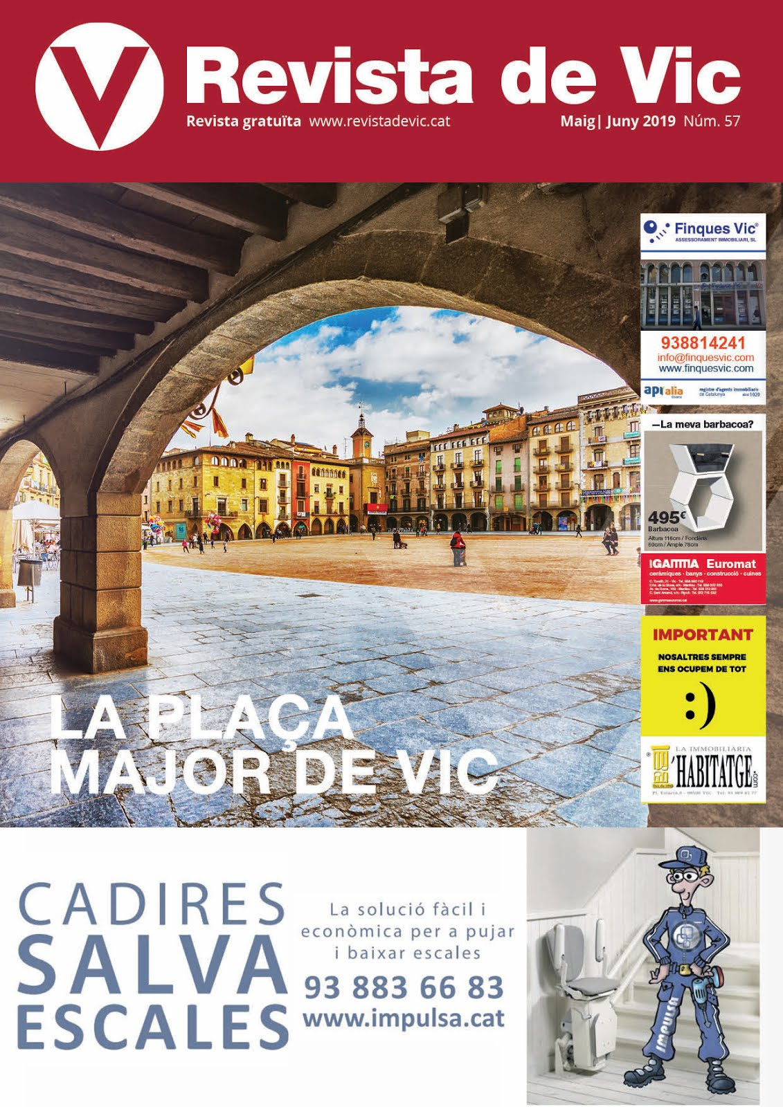 REVISTA DE VIC NÚMERO 57
