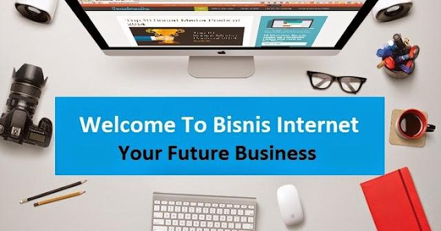 jenis bisnis internet