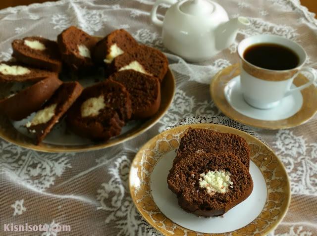 Sürpriz kek nasıl yapılır- Kek tarifleri- Kişniş otu- Nefis tarifler