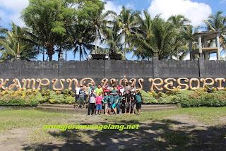 Harga Paket Arung Jeram Magelang Kampoeng Ulu Resort