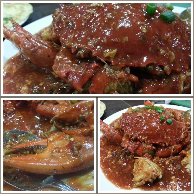 Tempat Makan Best Shah Alam| Restoran Seafood Kayu Manis