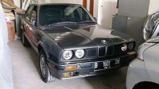 Jual cepat mobil simpanan..BMW 318i E30