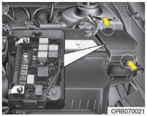 Fuse Box 2010 2017 Hyundai Accent Fuse Box Diagram