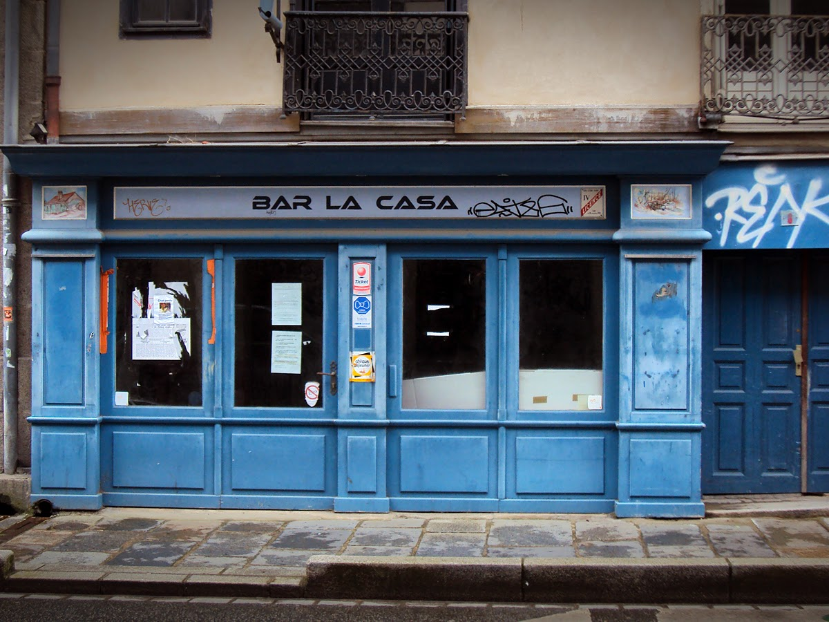 Bar La Casa / Le Scarron - 6, rue  Capitaine Dreyfus, 35000 Rennes