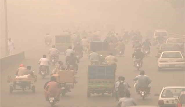 Smog in Punjab forces road closures, power outages, disrupts flight schedules