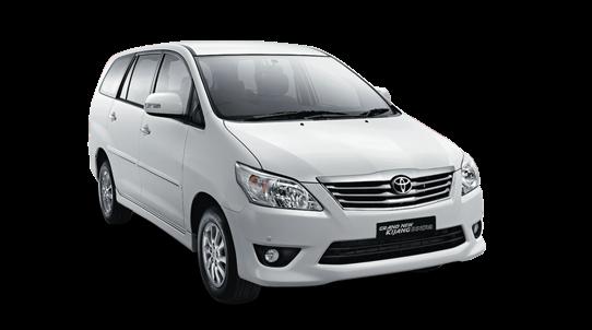 Pilihan Warna All New Kijang Innova Alphard Facelift Toyota Bekasi Mobil Grand 2013