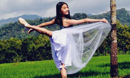 Biodata Rebecca Alexandria H. Si Ballerina Terbaik Dunia Asal Indonesia