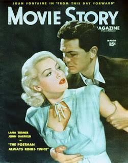 Lana Turner John Garfield Magazine