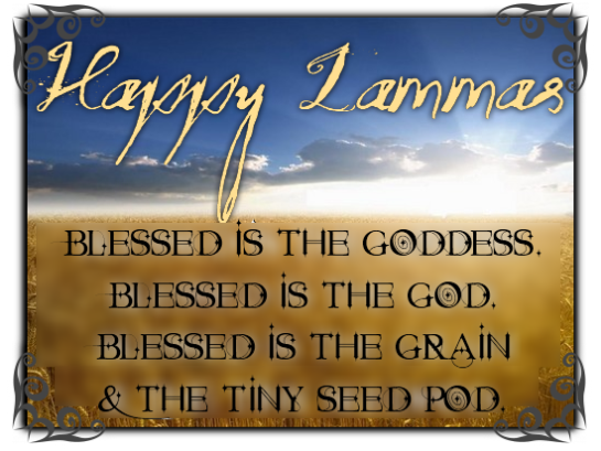 Happy Lammas