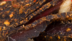 spicy thai beef jerky recipe